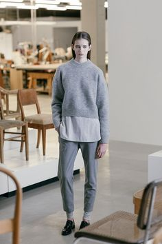 Norse Projects Introduces Womenswear for Autumn/Winter 2015 ... LOVE