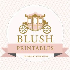 Blush Printables. Great blog with printables.