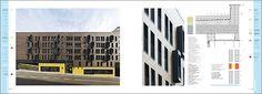 Construction details. ROLDÁN + BERENGUÉ Barcelona #housing #vivienda DENSITY SERIES Published in HoCo Density Housing Construction and Costs http://aplust.net/tienda/libros/Serie%20Densidad/HoCo%20%28Density%20Series%29/