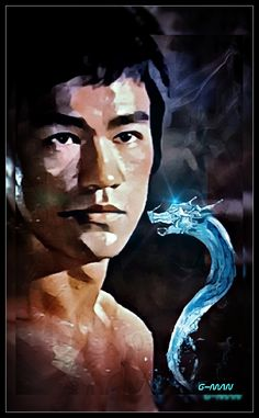 Bruce Lee Movies, Bruce Lee Art, Bruce Lee Martial Arts, Bruce Lee Photos, Way Of The Dragon, Little Dragon, Bruce Lee Collection, Image Theme, Dragon's Lair