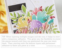 Temporary Adhesive Tip Simply Stamps, Multiple Images, My Stamp, Diy On A Budget, Adhesive, Butterfly, Ink, Play, Floral