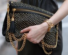 Large Racy Clutch by Rebecca Minkoff