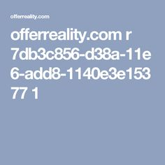 offerreality.com r 7db3c856-d38a-11e6-add8-1140e3e15377 1
