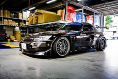 #Spoon Custom #S2000 #HONDA tuner project well done :) http://extreme-modified.com/