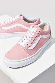f5482c1fb7f92 Vans Pink Old Skool Sneaker. Vans Pink Old Skool Sneaker.