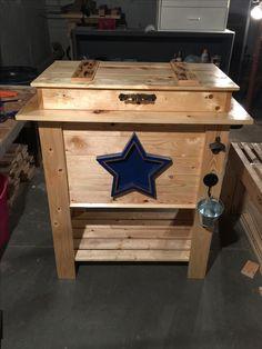 Wooden Cooler, Diy Cooler, Building Ideas, Canning, Home Canning, Conservation