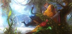 its-radha: Beautiful paintings of our Lord Krishna