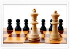 Chess Game HD Wide Wallpaper for Widescreen