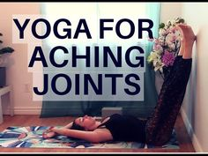 Remedies For Knee Joint Pain Restroative Yoga for Aching Joints - Yoga for sore joints or arthritis - What are the benefits of turmeric curcumin? There are HUNDREDS and here we document a few of the most powerful benefits Yoga For Arthritis, Natural Remedies For Arthritis, Arthritis Exercises, Rheumatoid Arthritis Treatment, Knee Arthritis, Natural Cures, Knee Exercises, Reactive Arthritis, Yoga
