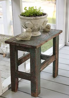 decorating with barnwood ideas | Decorating Ideas Made Easy Blog: Decorating a Porch