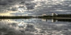 view on 't Twiske Clouds, Explore, Outdoor, Outdoors, Outdoor Games, Outdoor Living