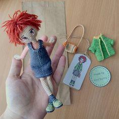 Yulia, happy dollmaker✌ @mint.bunny В школе у меня бы...Instagram photo   Websta (Webstagram)