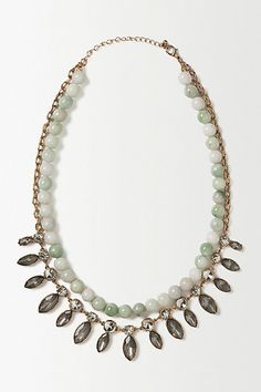 Firmament Layered Necklace - anthropologie.eu