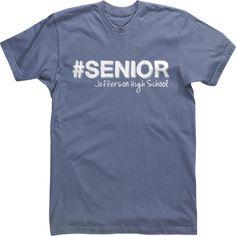 bdf3dcd5c Image Market: Student Council T Shirts, Senior Custom T-Shirts, High School  Club TShirts - Choose a Design to Create Custom T-shirts for Any High School  ...