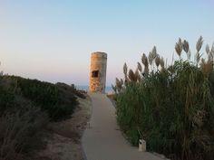 Cadiz Torre del puerco, conil de la frontera