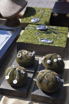 Jennifer Lisa, Quench Metalworks| nature inspired displays