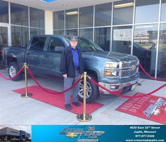 #HappyBirthday to Robert Terry from Phillip Burnette at Crossroads Chevrolet Cadillac!