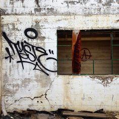 Taste (@tasteburns) the grime.  #taste #handstyle #graffiti //follow @handstyler on Instagram
