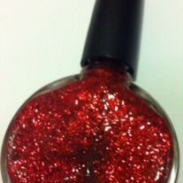 This is a full size polish 15ml .  This polish can be used alone or as a topper .
