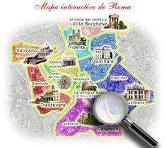 Roma.es - La web de la ciudad de Roma - hoteles, itinerarios, consejos para viajar, arquitectura y eventos en Roma