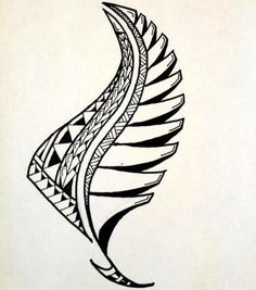 Dibujos maories para tatuar 4