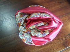 Pure silk, artistic handmade by Georgette Creazioni