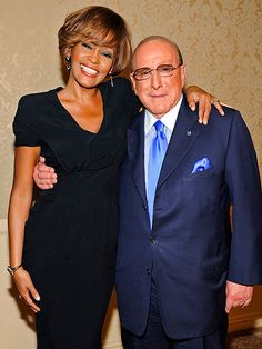 Producer Clive Davis Says He's 'Dedicated to Making Sure That People Never Forget' Whitney Houston