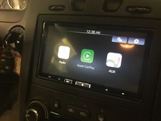 Alpine's innovative iLX-007 In-Dash System - with Apple CarPlay - brings you a smarter way to use your iPhone, on the road! With Apple CarPlay, iPhone users enjoy an intuitive way to make calls, use Maps, listen to music, and access messages with just a word or a touch, since the iLX-007 allows you to control Apple CarPlay from the 7-inch screen or activate Siri (to minimize distraction). We recently installed this unit, at our North Dixie store, Stereo-in-Dash.