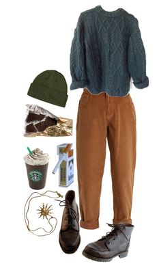 -24 by savlinem on Polyvore featuring Mode, Miu Miu, Timberland, Anne Klein and Patagonia