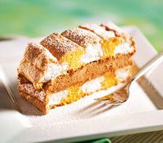 Preparing to Bake the Cardinal Slice in German Sweets Recipes, Brunch Recipes, Baking Recipes, Winter Desserts, Vanilla Cake, The Best, Deserts, German, Turkey