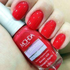 Rafaela Büll Blog: Os esmaltes vermelhos da Mohda Cosméticos *