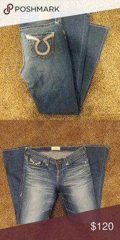 Big star Womens big star jeans. Size 28reg Big Star Jeans Boot Cut