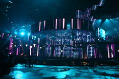 2009 Eurovision Song Contest stage