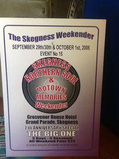 Skeggy Weekender