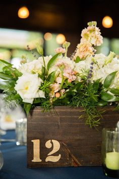 958 best Rustic Wedding Centerpieces images on Pinterest | Rustic ...