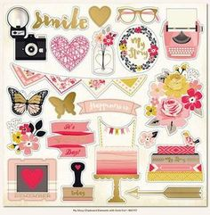 Shop for love themed scrapbook supplies. Discount love related stickers, paper and other scrapbook supplies. Paper Bag Scrapbook, Scrapbook Stickers, To Do Planner, Happy Planner, Printable Planner Stickers, Scrapbook Embellishments, Floral Style, Journal Cards, Cute Stickers