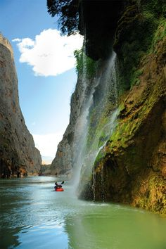 Kayaking outside of Portland, OR.... omg I want to go here