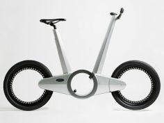 Futuristic commuter Citi Bike rides low : TreeHugger