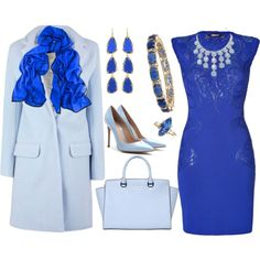 """The Blues"" by emmafazekas on Polyvore"