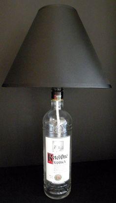 how to turn light on royal dragon vodka box