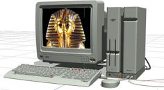 Industrial Design, Monitor, Nostalgia, Tech, Japanese, History, Vintage, Products, Technology