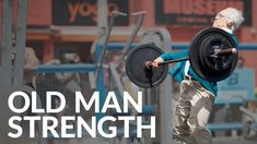 Professional weightlifter goes undercover as an 84 year old man at muscle beach. Proceeds to school everyone.