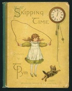Skipping Time by T. Pym, London, 1890s.