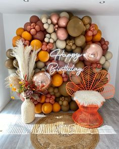 2nd Birthday Party Themes, Birthday Balloon Decorations, Baby Shower Decorations, Birthday Parties, Simple Balloon Decoration, 30th Birthday Balloons, Balloon Wall, Balloon Garland, Balloon Backdrop