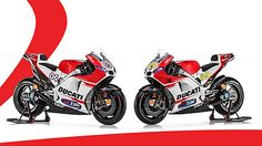 2015 MotoGP Bikes Comparison | Ducati has launched its 2015 MotoGP bike, the first completely new ...