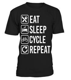 # Cycling Eat Sleep Repeat .  Cycling Eat Sleep Repeat