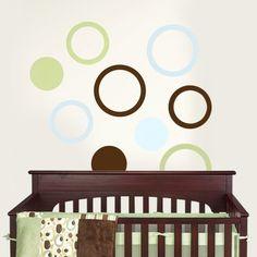 Wallpops Removable nursery decor #shopko