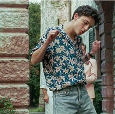 Thimothée Chalamet - Call me by your name