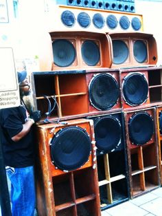Channel One Sound System - Notting Hill Carnival 2011
