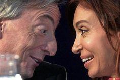 Vean como los Kirchners contaban los millones robados al pueblo argentino (Videos)